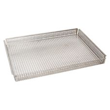 Cadco COB-H Half-Size Stainless Steel Oven Basket