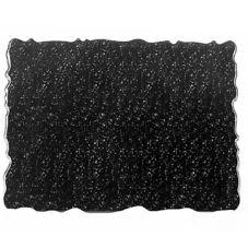 "Elite Global Solutions QS2420-GB Granite Black 23-3/4 x 20"" Riser"