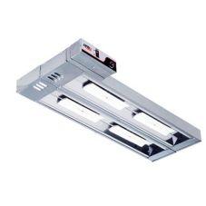 "APW Wyott FDDC-18L-R 18"" Double C*Radiant™ 1000W Heat Lamp"