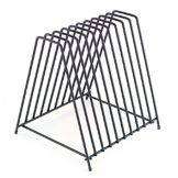 "Browne Foodservice 26099 12"" x 11.5"" Rack for Cutting Boards"