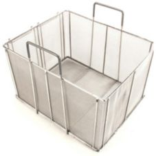 "Pitco® B4512702 16"" x 13.5"" x 10"" Large Bulk Basket"