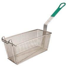 """Frymaster® 8030271 12-5/8"""" x 5-7/8"""" Twin Size Fry Basket"""