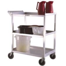 New Age Aluminum Bussing Cart