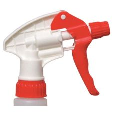 "Continental Spray-Pro™ Red / White 8.25"" Trigger Sprayer"