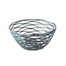 "Front Of The House® BBK006PTI23 5-1/2"" Patina Wireware Bowl"
