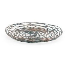 Front Of The House® BPT029PTI22 Patina Wireware™ Round Plate