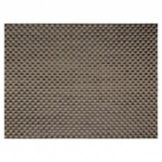 "FOH XPM053COV83 16"" x 12"" Copper Basketweave Mat - 12 / CS"
