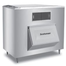 Scotsman® BH1100SS-A S/S Upright 1100 Lb. Modular Storage Bin