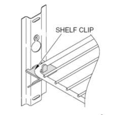 Hobart Clips For Shelf