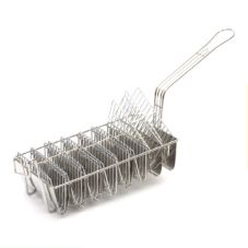 Pronto® Taco Shell Fry Basket with 8 Slots