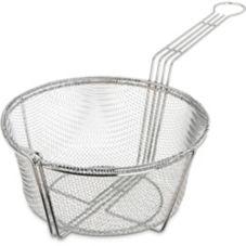 "Carlisle® 60100 8-3/4"" Round Fryer Basket"