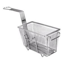 FMP® 225-1004 Fryer Basket With Feet & Right / Front Hook