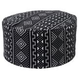 Chefwear® 1430-83 Tribal Spirit Chef Skull Cap