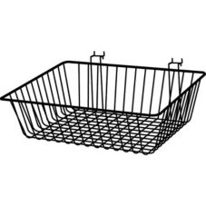 "Grand & Benedicts 289-MB15-12-4B Slanted 15 x 12"" Wire Basket"