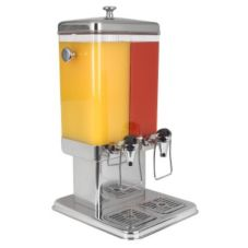 Spring USA® 2512-6/5.2 10 Liter Double Beverage Dispenser