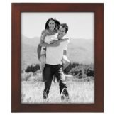 "Malden International Designs 697-80 Dark Walnut 8"" x 10"" Picture Frame"