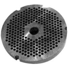 """Hobart 00-108581-00001 #32 3/16"""" Carbon Steel Grinder Plate"""