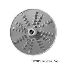 "Hobart SHRED-3/16 S/S 3/16"" Shredder Plate"
