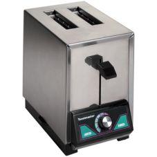 Toastmaster TP209 120V Standard 2 Slice Pop-up Bread Toaster
