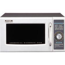 Sharp R-21LCF Medium-Duty 1000W Commercial Microwave