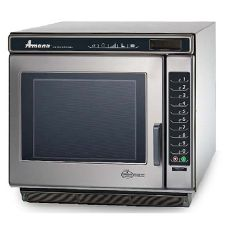 Amana® 2200 Watt Heavy Volume Commercial Microwave
