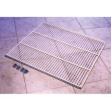 True® 875343 White Replacement Wire Shelf For GDM-45 Refrigerator
