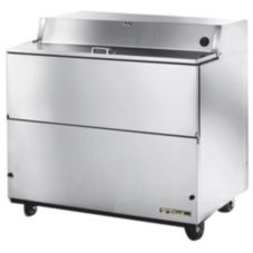 True® TMC-49-S-SS S/S 20.9 Cu Ft Refrigerated Milk Cooler