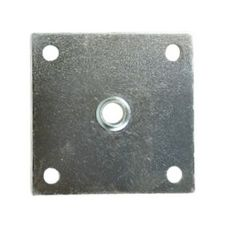 True® 830416 Leg / Caster Mounting Plate