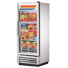 True® T-Series Reach-in Freezer w/ Glass Full Door, 12 Cubic Feet