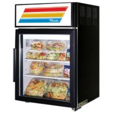 True GDM-5 Black EXTERIOR 5 Cu. Ft. Countertop Refrigerator