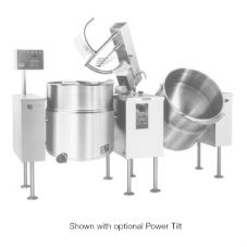 Cleveland Range TMKEL80T 160 Gallon Electric Twin Unit Kettle / Mixer