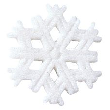 Lucks™ 19068 Dec-Ons® Snowflake - 135 / BX