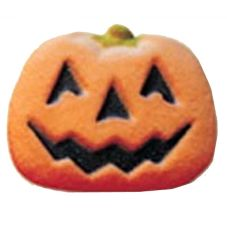 Lucks™ 16651 Dec-Ons® Pumpkin with Face - 90 / BX