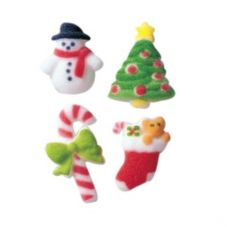 Lucks™ Dec-Ons® Merry Miniatures
