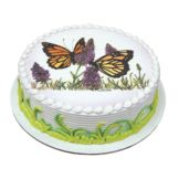 Lucks™ 40812 Edible Image® Butterflies - 12 / BX