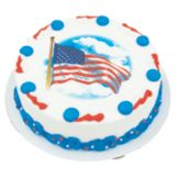 Lucks™ 33940 Edible Image® American Flag - 12 / BX