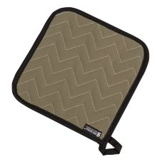 San Jamar 802TF BestGuard Square Terry Cloth Pot Holder - Dozen