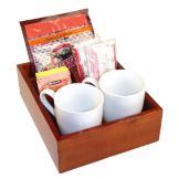 Classic Hotel Woodwork MCFO Morning Coffee Organizer