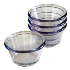 Orion RR-CLR2 2 Oz. Clear Melamine Ramekin