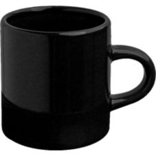 International Tableware 81062-05 Black 3.75 Oz Espresso Cup - 36 / CS