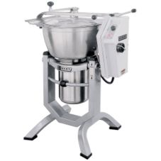 Hobart HCM450-61 S/S Vertical Cutter / Mixer with 45 Qt Tilting Bowl