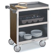 Lakeside® Stainless Steel 500 lb Capacity Cart w/ Three Shelves