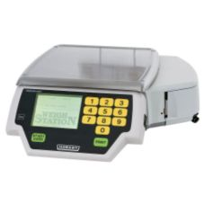 Hobart QUANTM1-1SS Quantum Self-Service Scale with Label Printer