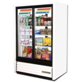 True® GDM-33C-PT-LD 2-Section 17 Cu Ft Convenience Store Cooler