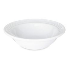 Dinex® DX5CFNB02 Ivory 5.75 Oz. Embossed Fruit Dish - 36 / CS