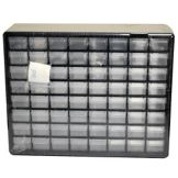 Ateco 8764 Storage Box For 64 Bakery Tubes with Stickers