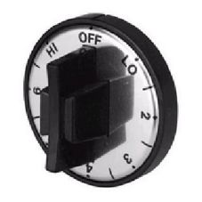 "FMP® 130-1010 Replacement Infinite Control Knob For .187"" D Stem"