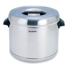 Zojirushi S/S Non-Electric 17 Qt Thermal Insulated Rice Warmer