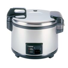 Zojirushi S/S Electric 20 Cup Rice Cooker