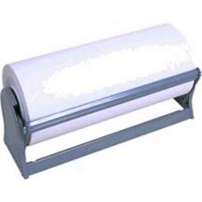 "Bulman Products A520-15 15"" Horizontal Paper Dispenser / Cutter"